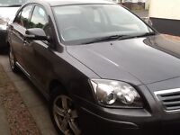 Toyota Avensis, very well maintained, high mileage, reliable family car