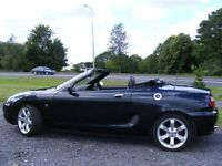 '99 MGF Soft-top