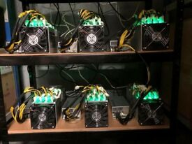 Litecoin/etherium mining farm for sell Business For Sale - Investment Opportunity