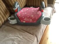 Graco Child's Booster Seat