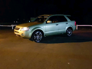 7 Seater Ford Territory SX Ghia low kms Coomba Park Great Lakes Area Preview