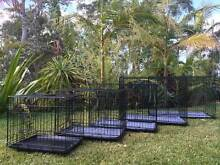 Dog Puppy Crate Cat Rabbit Pet Cage Somerzby collapsible Somersby Gosford Area Preview