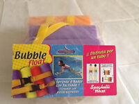 BUBBLE FLOAT SWIMMING AID