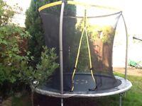 Trampoline and enclosure (sportspower)