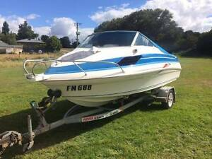 Haines Hunter Signature 460c *FIRST TO SEE WILL BUY*  Yamaha 60 Campbellfield Hume Area Preview