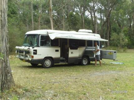 Toyota Coaster Motor Home, restoration project East Melbourne Melbourne City Preview