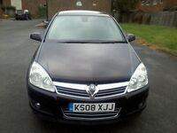 2008 Vauxhall Astra 1.7 CDTi 16v Design