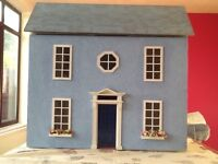 Lovely cottage style Dolls House