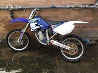 2006 yamaha yz125! Just been rebuilt! Not ktm, rm, Kawasaki
