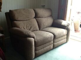 Sofa Double Recliner