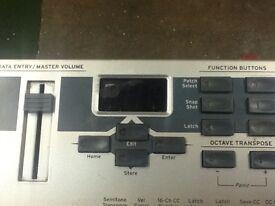 E-MU keyboard X board 49 model em7705