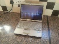 "HP 2740p 12.1"" TOUCH SCREEN LAPTOP, FAST CORE i5, 4GB, FAST SSD 128GB, WIFI, BLUETOOTH, WEBCAM, WIN7"