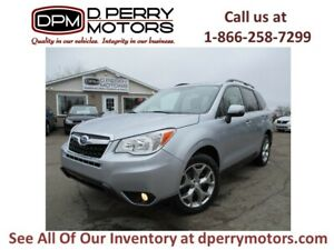 2015 Subaru Forester Limited | Navigation | Leather | Panoramic