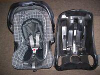 Graco Car seat & Base