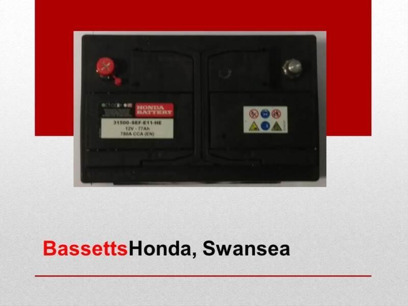 096 Varta Battery Genuine Honda Part