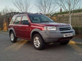 Landrover Freelander 2.5 AUTO V6 - LOW MILEAGE - 1 OWNER FROM NEW - PX WELCOME