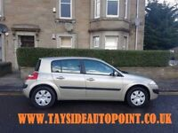 *** RENAULT MEGANE 1.4 MODEL, FULL 12 MONTHS MOT , FREE DELIVERY TO ABERDEEN ONLY £1595 ***