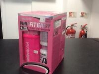 Biotech USA pink fit easy kits
