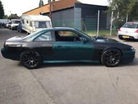 NISSAN 200SX S14A - STREET LEGAL 370 BHP - FULLY LOADED