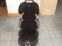 A superb quality and design group 2 3 full highback booster cr seat for 15kg upto 36kg(4yrs -12yrs)