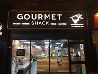 Gourmet BurgerBar EATIN & TAKEAWAY - Restaurant (Popular friendly Burger Joint) Superb Opportunity!!