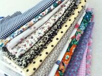 Patchwork/sewing fabrics