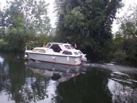 Good priced boat to get yourselves out on The Norfolk Broads