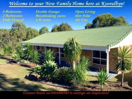 Beautiful family home on 1.35acres Kooralbyn Ipswich South Preview