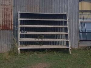 Portable Cattle Yards Nanango South Burnett Area Preview