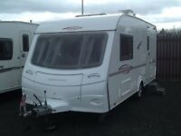 2006 coachman pastiche 460/2 berth end changing room with fitted mover