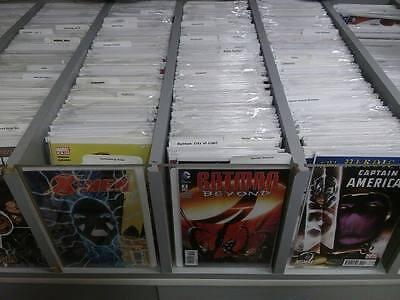 50 Comics Lot- DC, Marvel, Image, Dark Horse, Batman, Deadpool, Spider-Man, etc.
