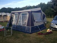 2009 camplet concorde trailer tent