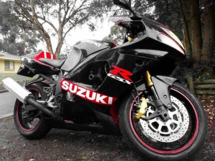 2000 model Suzuki GSXR 600 Mount Barker Mount Barker Area Preview