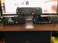 Inrico tm-8 x3 £150 each Network radio like new may swap