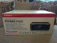 Canon Pixma inkjet printer ip4600