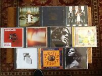 Selection of 10 CDs