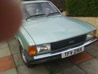 1982 ford cortina 1600 L