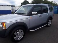 Landrover Discovery 3 TDV6