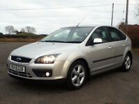 *!*DIESEL*!* 2007 Ford Focus 1.8 TDCI Zetec Climate **FULL YEARS MOT** **ONE OWNER FROM 2009**