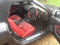 Mg f sport.P reg, vvc engine low mileage, excellent driver and very good mechanics,
