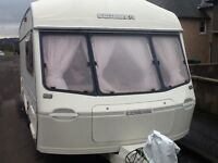 4. BERTH WITH FULL AWNING SPOTLESS VAN. NOW SOLD
