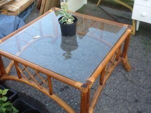 Patio/garden room table