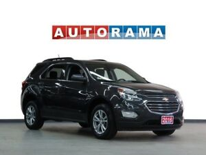 2016 Chevrolet Equinox LT 4WD BLUETOOTH BACKUP CAMERA