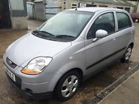 ** NEWTON CARS ** 09 CHEVROLET MATIZ 995cc SE+, 5 DOOR, GOOD COND, LOW MILES, FULL MOT SUPPLIED