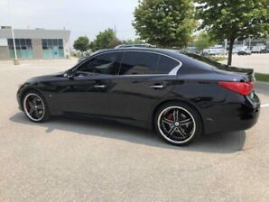 2015 Infinity Q50 in excellent condition