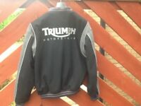 Triumph College Jacket, size XXL good used condition.