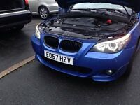 Bmw 5 Series E60 E61 White angel eyes bulb Canbus error free . BARGAIN PRICE !! Free fitting