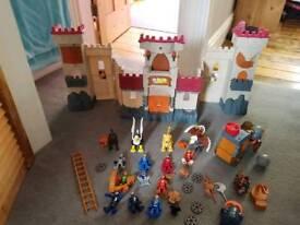 Fisher price imaginex interactive castle
