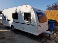 2014 Bailey Orion 530/6 6 Berth caravan FIXED DOUBLE BED, AWNING, BARGAIN !