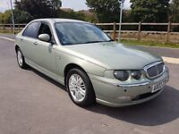 rover 75 1.8 turbo vgc very nice spec read advert drives faultless